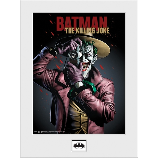 ART PRINT 30X40 KILLING JOKE COVER