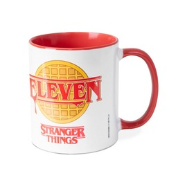 TAZA COLOR INTERNO STRANGER THINGS ELEVEN