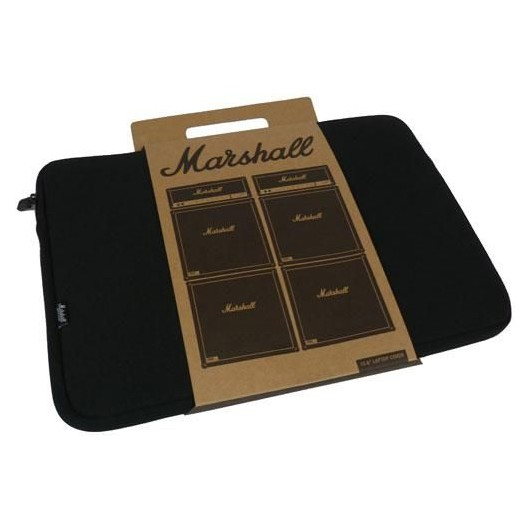 "MARSHALL: FUNDA PORTATIL 15"". BLACK"