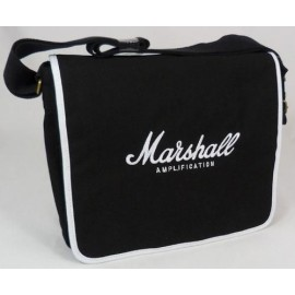 MARSHALL: CANVAS MESSENGER BAG
