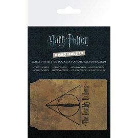 TARJETERO HARRY POTTER DEATHLY HALLOWS
