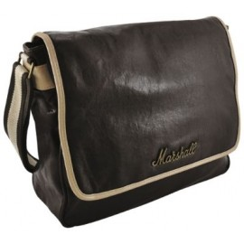 MARSHALL: BROWN MESSENGER BAG