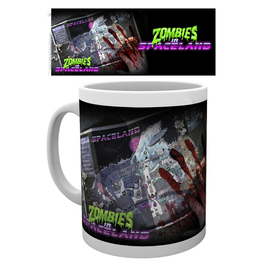 TAZA CALL OF DUTY INFINITE WARFARE ZOMBIES