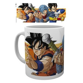 TAZA DRAGON BALL SUPER FUTURE GROUP