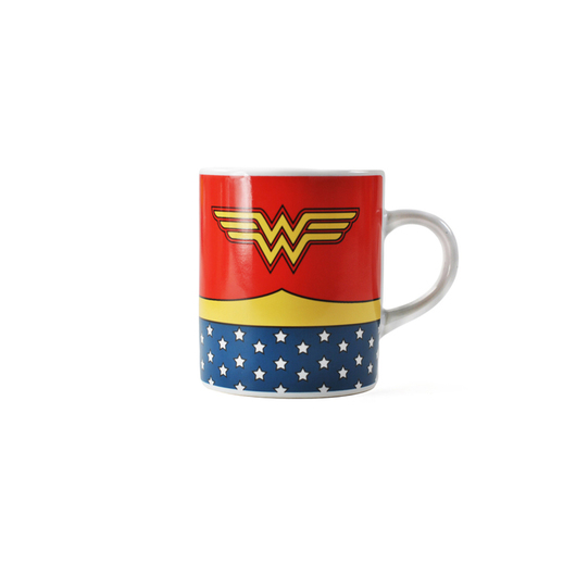 TAZA MINI DC COMICS WONDER WOMAN COSTUME