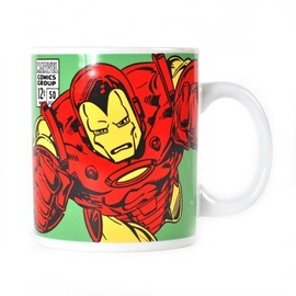 TAZA MARVEL IRON MAN