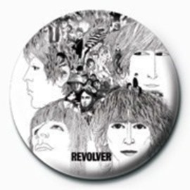 CHAPA THE BEATLES REVOLVER