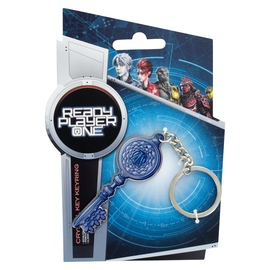 LLAVERO READY PLAYER ONE CRYSTAL KEY