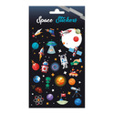 SET STICKERS SPACE
