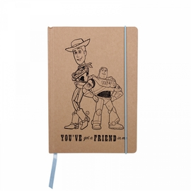 CUADERNO A5 DISNEY TOY STORY YOU´VE GOT A FRIEND IN ME