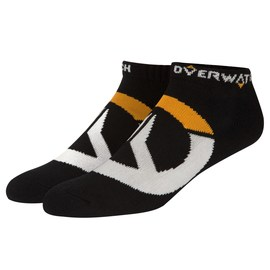 PACK 3 CALCETINES OVERWATCH LOGO BLACK