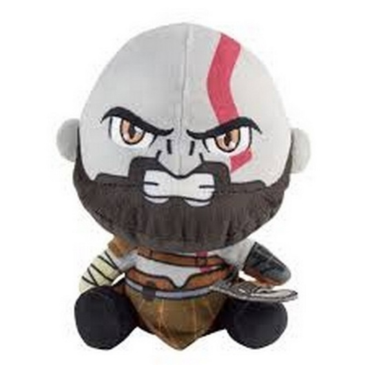 PELUCHE STUBBINS GOD OF WAR KRATOS