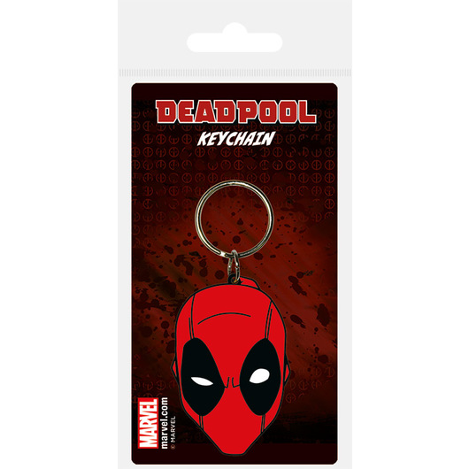 LLAVERO DEADPOOL FACE