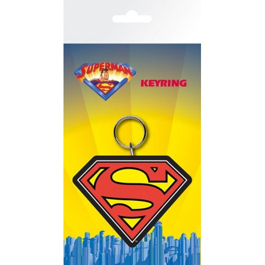 LLAVERO SUPERMAN LOGO