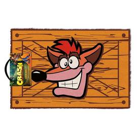 FELPUDO CRASH BANDICOOT EXTRA LIFE CRATE