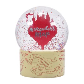 BOLA DE NIEVE MARAUDER´S MAP HARRY POTTER