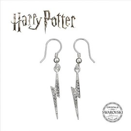 PENDIENTES SWAROVSKY HARRY POTTER LIGHTENING BOLT