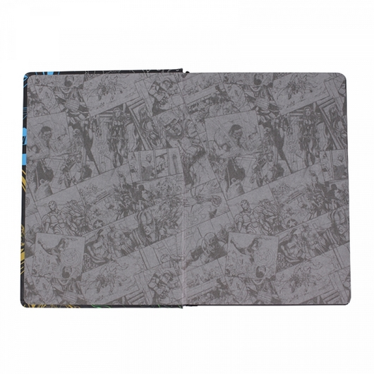 CUADERNO A5 MARVEL AVENGERS