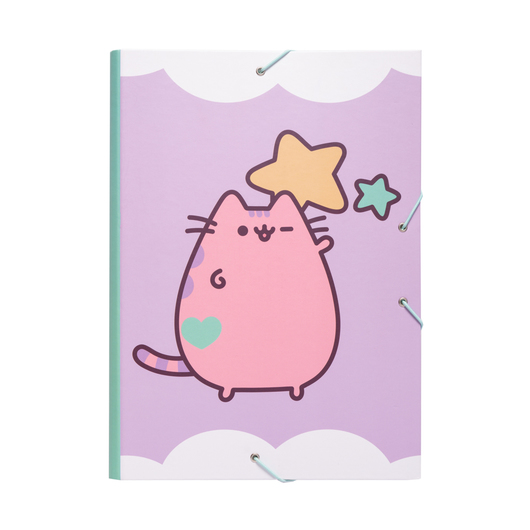 CARPETA CLASIFICADORA PUSHEEN THE CAT 2