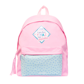 MOCHILA AMELIE PASTEL COLLECTION