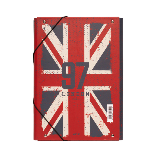 CARPETA SOLAPAS LONDON COLOUR