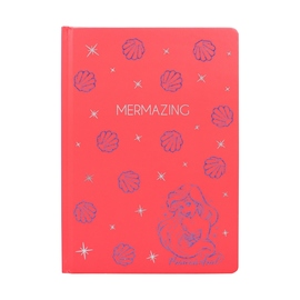 CUADERNO A5 DISNEY PRINCESS MERMAZING