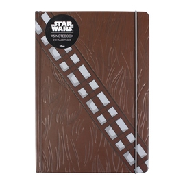 CUADERNO A5 STAR WARS CHEWBACCA