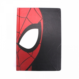 CUADERNO A5 MARVEL SPIDERMAN FACE