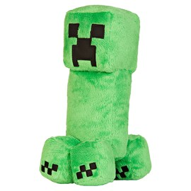 PELUCHE MINECRAFT CREEPER VERDE