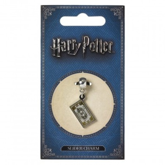 ABALORIO HARRY POTTER HOGWARTS EXPRESS TICKET