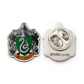 PIN HARRY POTTER ESCUDO SLYTHERIN