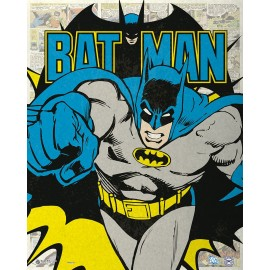 MINI POSTER DC COMIC BATMAN