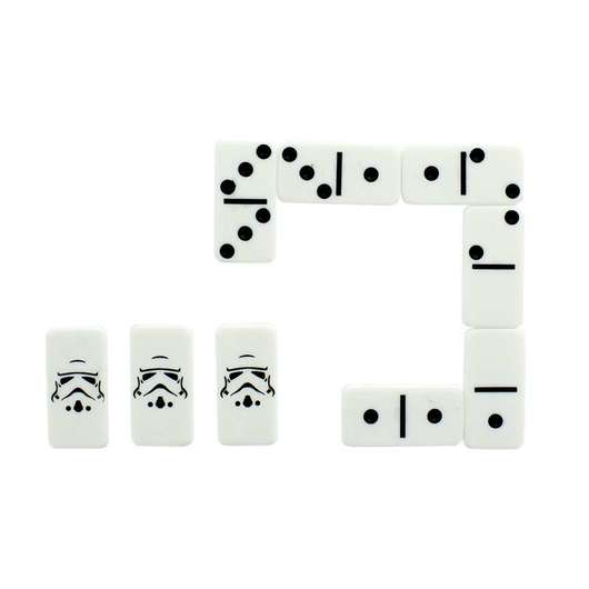 DOMINO STAR WARS GALACTIC EMPIRE