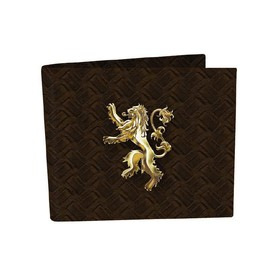 CARTERA GAME OF THRONES LANNISTER
