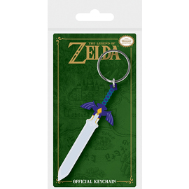 LLAVERO THE LEGEND OF ZELDA MASTER SWORD