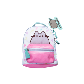 MINI MOCHILA POLIESTER PUSHEEN THE CAT