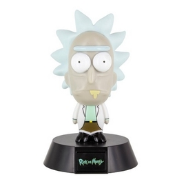 LAMPARA ICON RICK Y MORTY 3D RICK