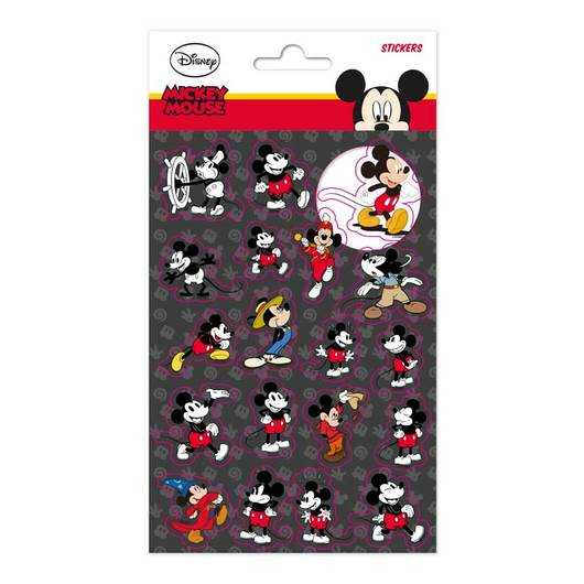 SET STICKERS DISNEY MICKEY