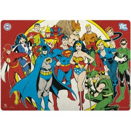 Desk Mats Dc Comic