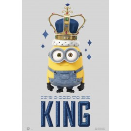 Maxi Poster Minions Its Good To Be King
