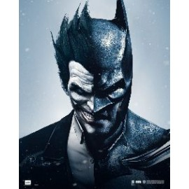 Mini Poster Dc Comic Batman Vs Jocker