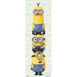 Poster Puerta Minions