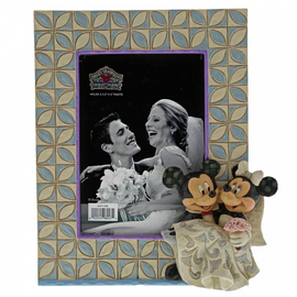 MARCO DE FOTO DISNEY MICKEY & MINNIE BODA