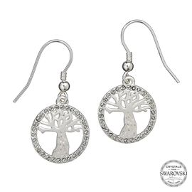 PENDIENTES SWAROVSKY HARRY POTTER WHOMPING WILLOW