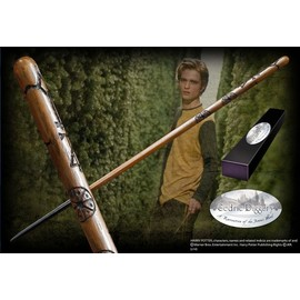 REPLICA VARITA HARRY POTTER CEDRIC DIGGORY CHARACTER COLLECTION