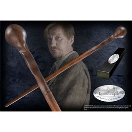 REPLICA VARITA HARRY POTTER REMUS LUPIN CHARACTER COLLECTION
