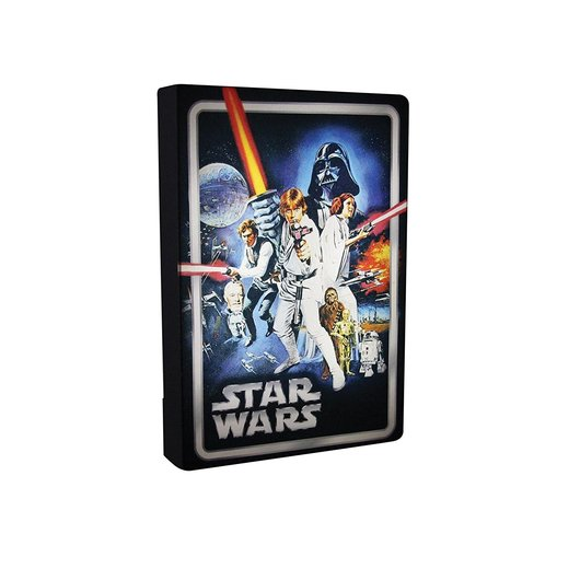 LUMINART STAR WARS DV