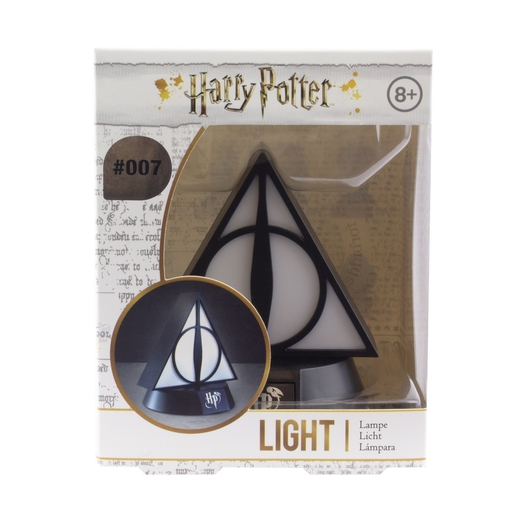 LAMPARA ICON HARRY POTTER DEATHLY HALLOWS
