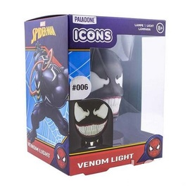 LAMPARA ICON LIGHT MARVEL VENOM