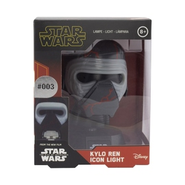 LAMPARA ICON STAR WARS KYLO REN
